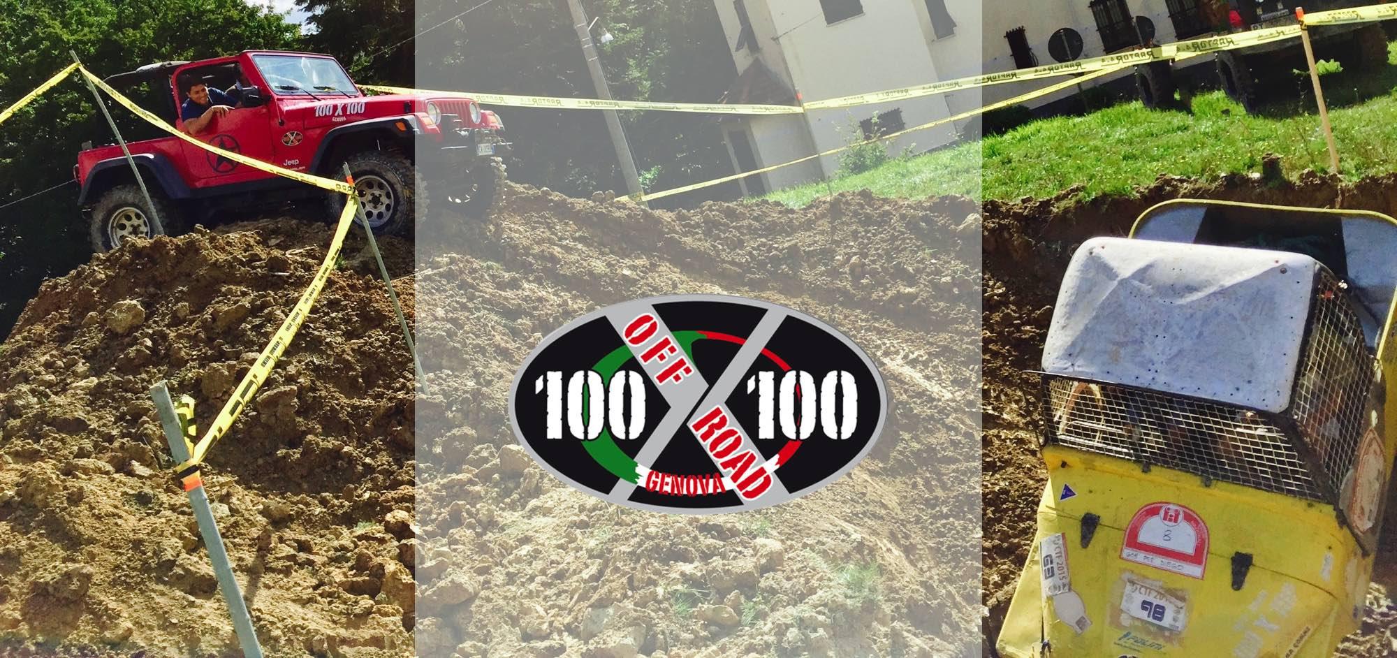 Benvenuti sul sito del 100x100 Offroad Genova